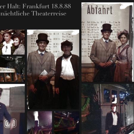 Nächster Halt: Frankfurt 18.8.88